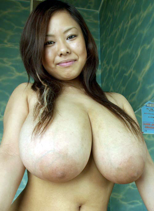 Busty asian fuko
